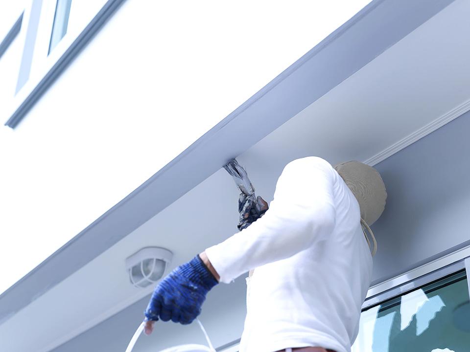 外壁塗装の必要性